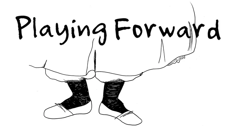 'Play it Forward' animation now at the Wellcome Collection inLondon!