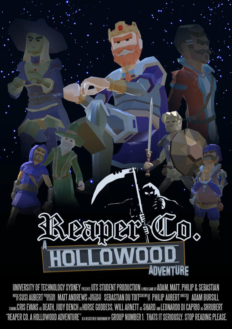 Reaper Video Game